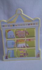 Adorable My 1st Baby 'In the Night Garden Spin  & Play Gazebo Puzzle' Toy